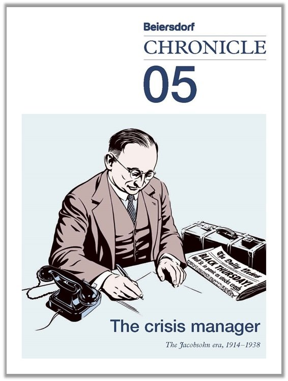 Cover Beiersdorf Chronicle 05 EN