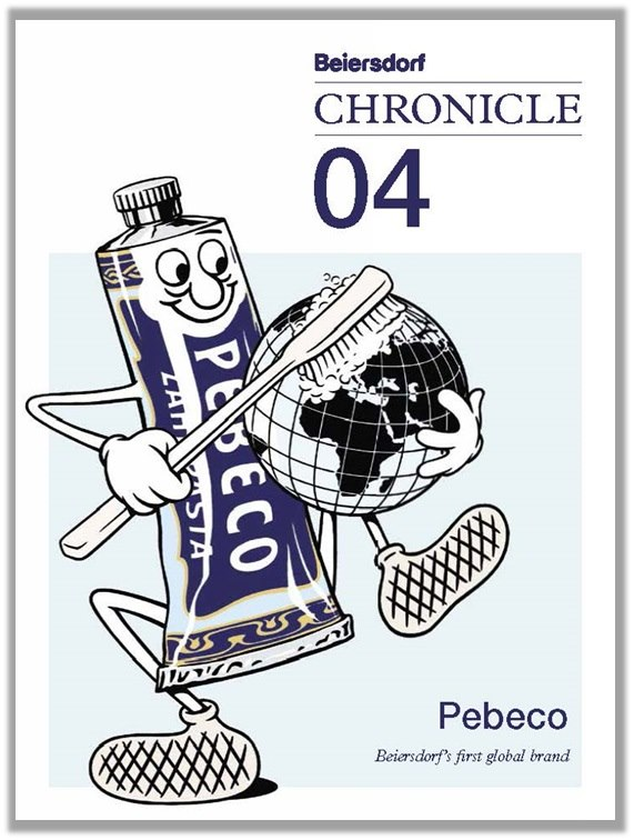 Cover Beiersdorf Chronicle 04 EN