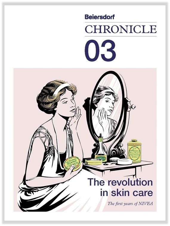 Cover Beiersdorf Chronicle 03 EN
