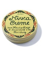 NIVEA Creme tin in 1911