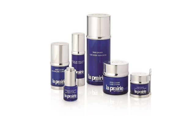 Luxurious anti-aging skin care from La Prairie
