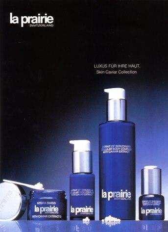 Brand History La Prairie | Beiersdorf