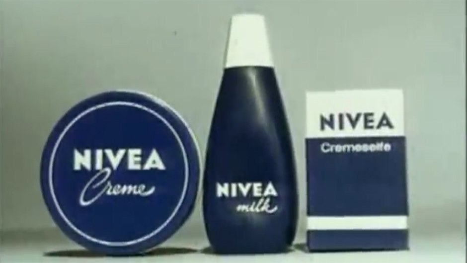 NIVEA Germany 1964