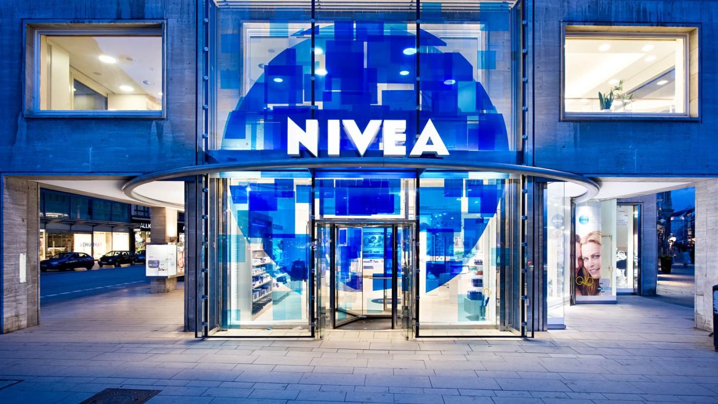 beiersdorf opens the world s first 39 nivea haus 39. Black Bedroom Furniture Sets. Home Design Ideas