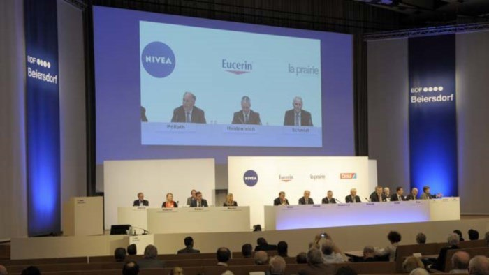 Beiersdorf AGs 2013 Annual General Meeting