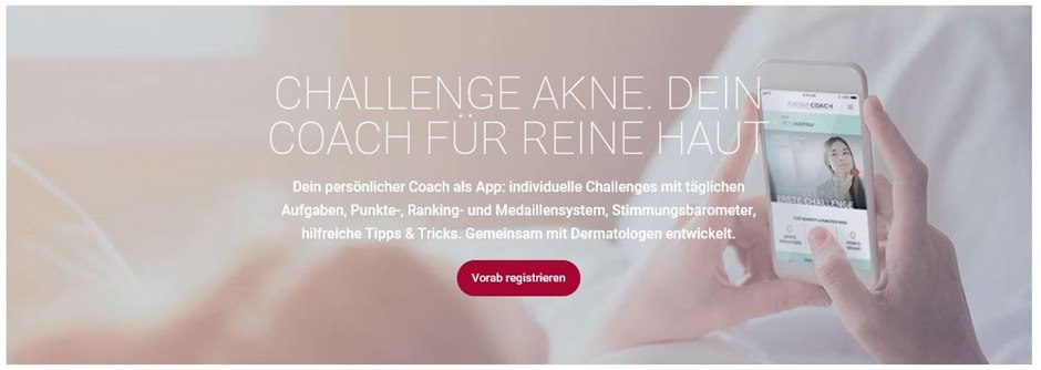 Eucerin Pure Skin Coach header